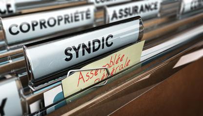 Syndicat de propriété Valence Le Cheylard